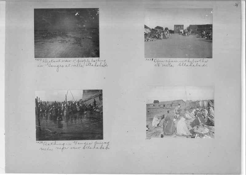 Mission Photograph Album - India #01 page 0021