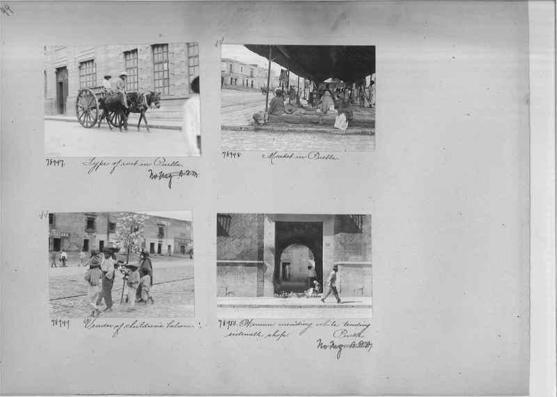 Mission Photograph Album - Mexico #06 page 0044