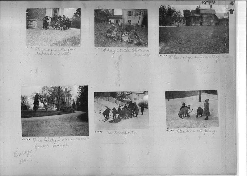 Mission Photograph Album - Europe #01 Page 0095