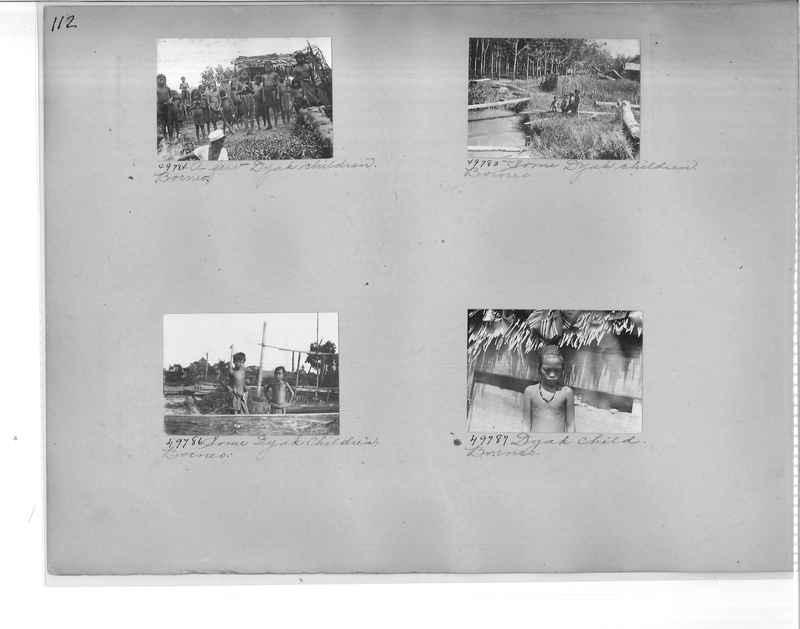 Mission Photograph Album - Malaysia #5 page 0112