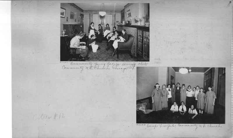Mission Photograph Album - Cities #12 page 0003
