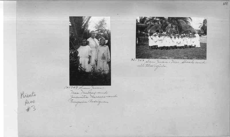 Mission Photograph Album - Puerto Rico #3 page 0111
