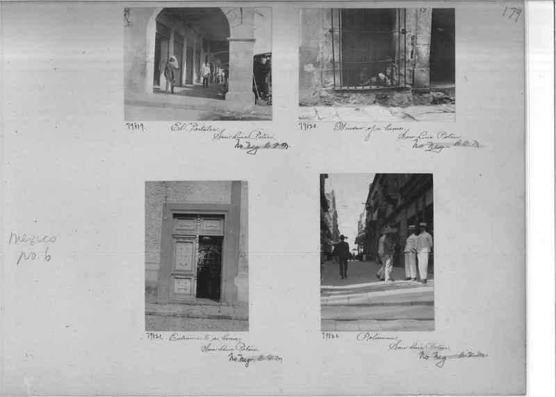 Mission Photograph Album - Mexico #06 page 0179