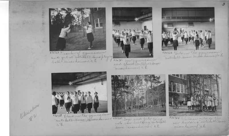 Mission Photograph Album - Education #2 page 0003