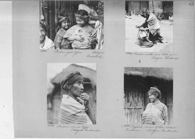 Mission Photograph Album - Panama #04 page 0063