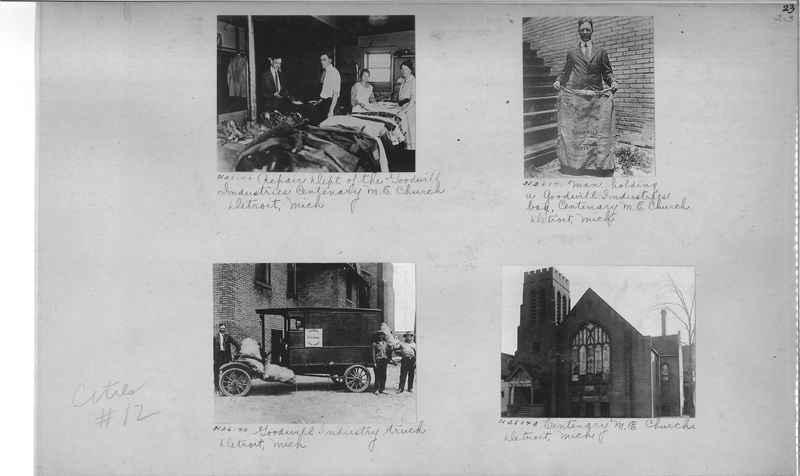 Mission Photograph Album - Cities #12 page 0023