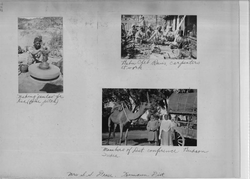 Mission Photograph Album - India - O.P. #02 Page 0222