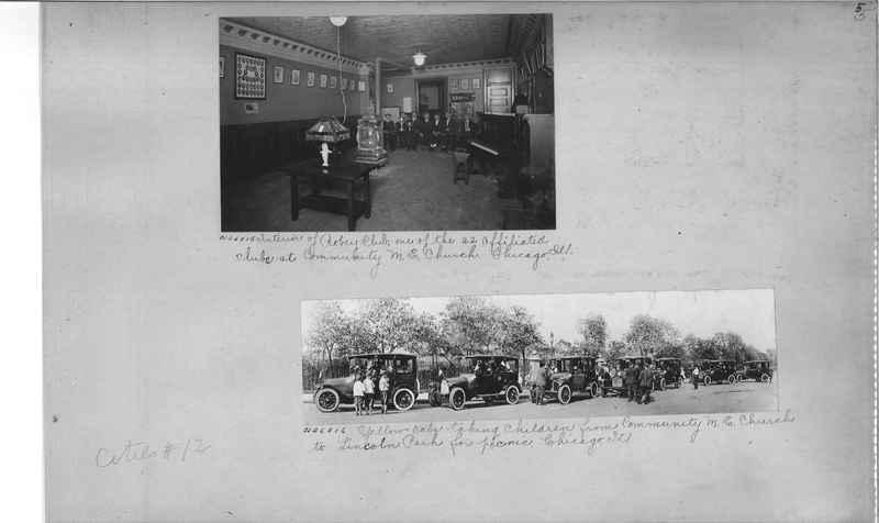 Mission Photograph Album - Cities #12 page 0005