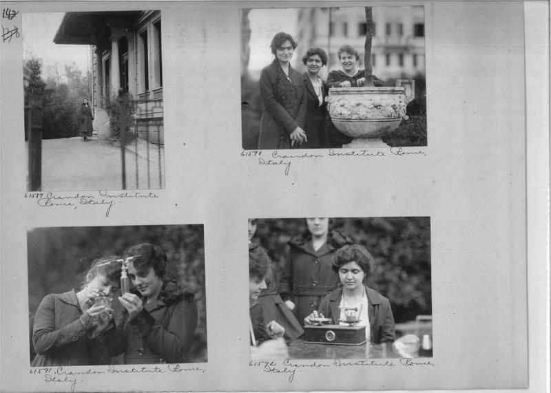 Mission Photograph Album - Europe #04 Page 0142