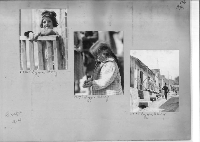 Mission Photograph Album - Europe #04 Page 0115