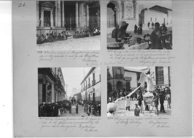 Mission Photograph Album - Panama #04 page 0026