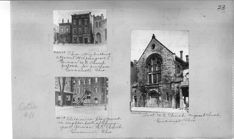 Mission Photograph Album - Cities #11 page 0023