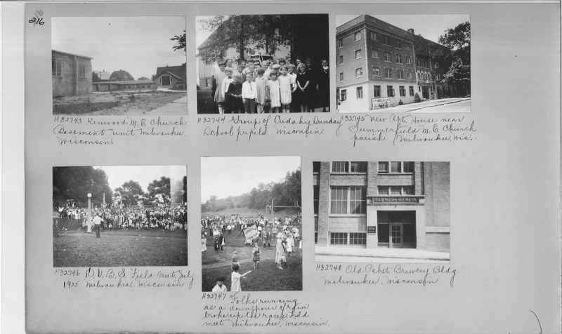 Mission Photograph Album - Cities #14 page 0216