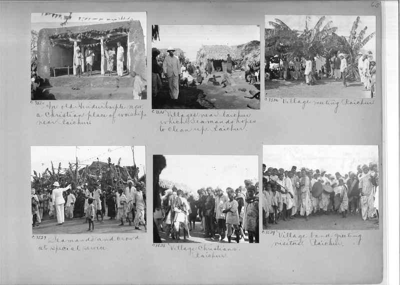 Mission Photograph Album - India #13 Page 0065