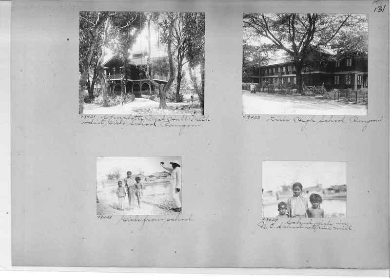 Mission Photograph Album - Burma #1 page 0131