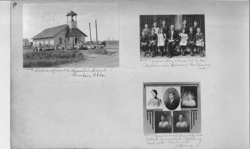 Mission Photograph Album - Cities #12 page 0196