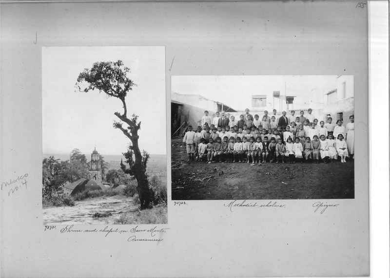 Mission Photograph Album - Mexico #04 page 0155