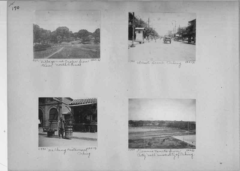 Mission Photograph Album - China #2 page  0170