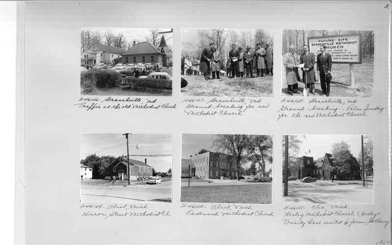 Mission Photograph Album - Church Extension #1 page 0003
