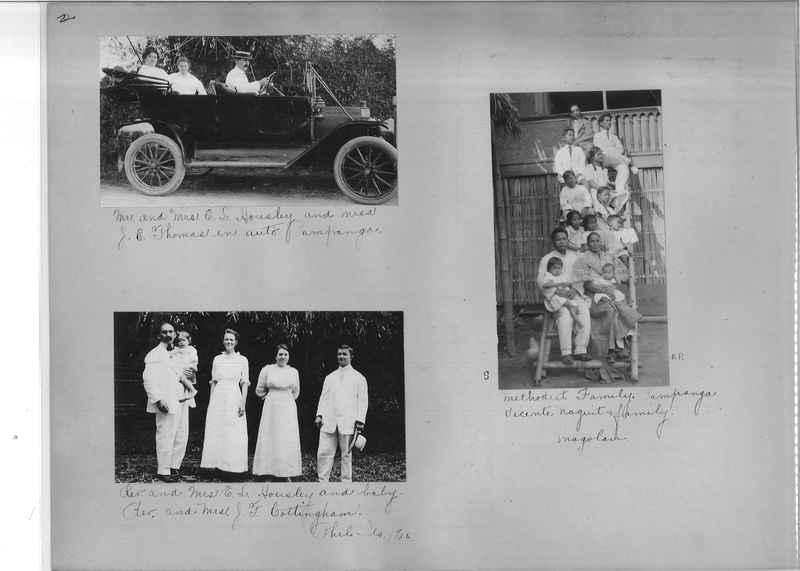 Mission Photograph Album - Philippines OP #01 page 0002