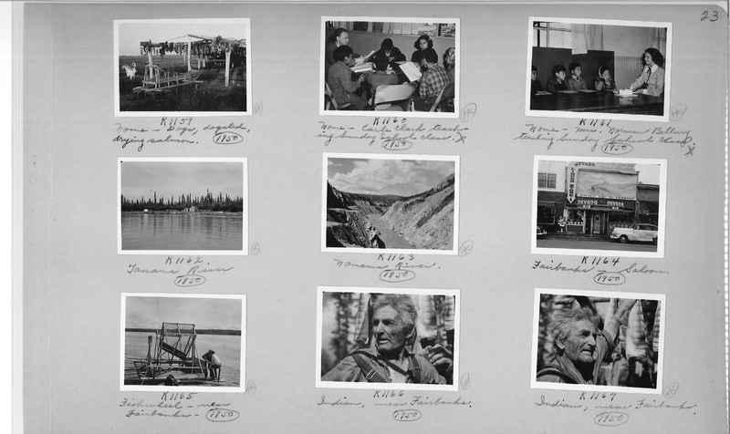 Mission Photograph Album - Alaska #2 page 0023