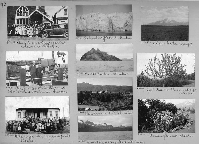 Mission Photograph Album - Alaska #1 page 0098