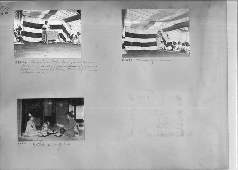 Mission Photograph Album - Japan #05 Page 0066