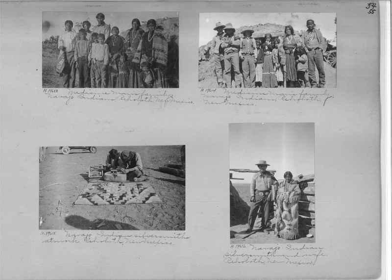 Mission Photograph Album - Indians #2 page_0055