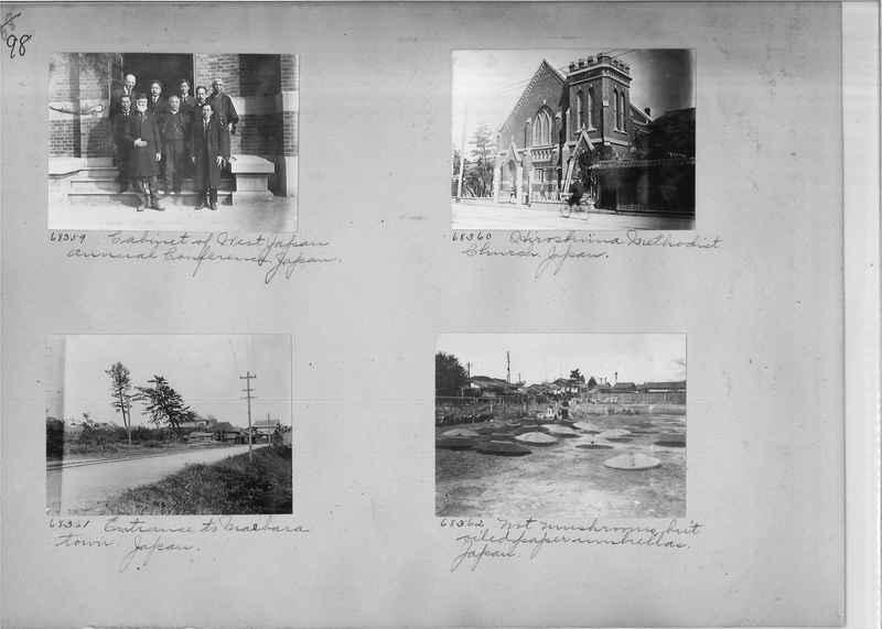 Mission Photograph Album - Japan #05 Page 0098