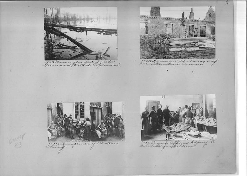 Mission Photograph Album - Europe #03 Page 0009