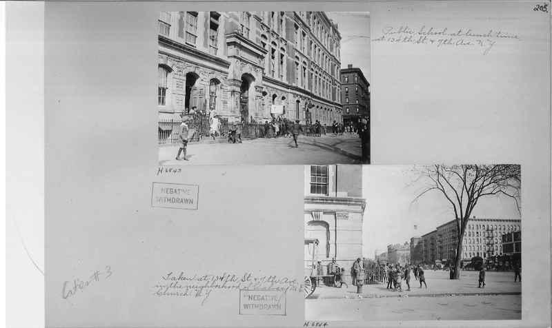 Mission Photograph Album - Cities #3 page 0205