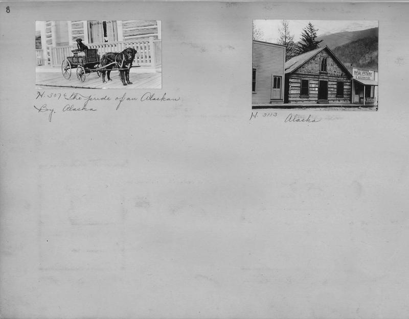 Mission Photograph Album - Alaska #1 page 0008