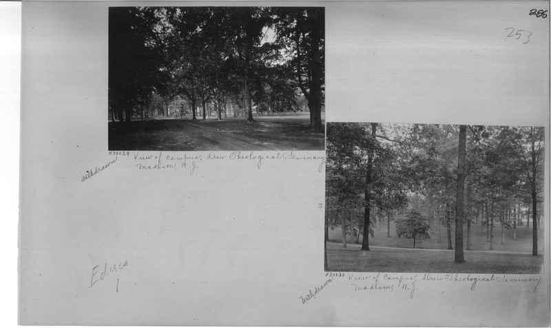 Mission Photograph Album - Education #1 page 0255