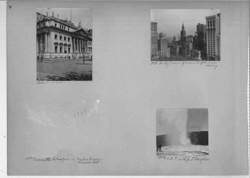 Mission Photograph Album - America #1 page 0006