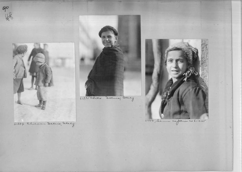 Mission Photograph Album - Europe #04 Page 0090