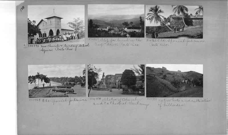 Mission Photograph Album - Puerto Rico #3 page 0198