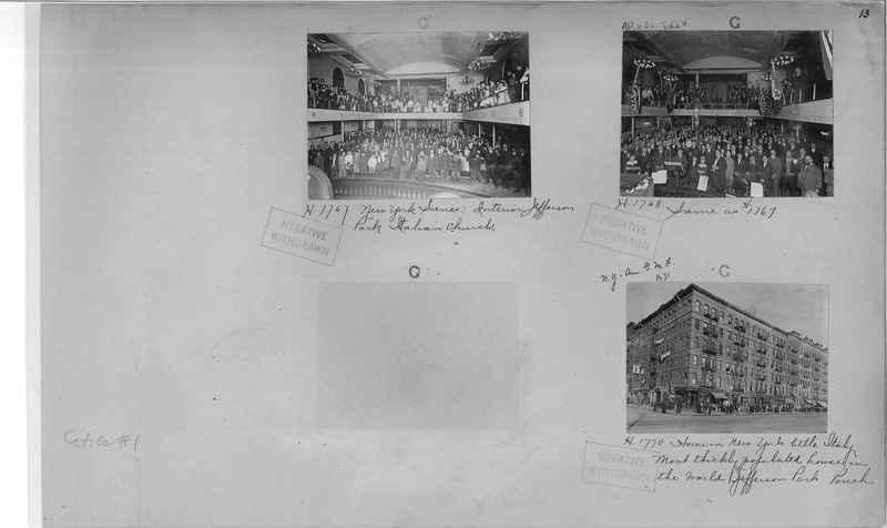 Mission Photograph Album - Cities #1 page 0013
