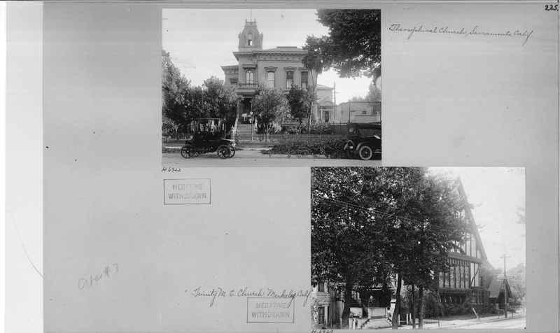 Mission Photograph Album - Cities #3 page 0225