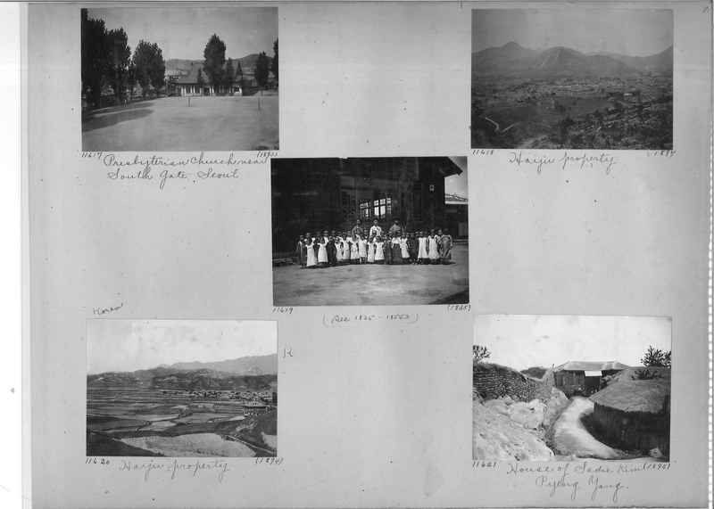 Mission Photograph Album - Korea #2 page 0081