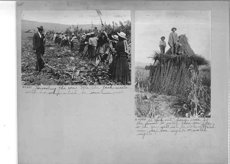 Mission Photograph Album - South America O.P. #3 page 0020