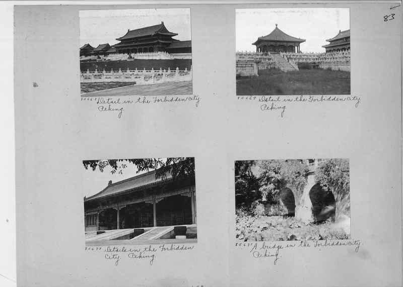 Mission Photograph Album - China #12 page 0083
