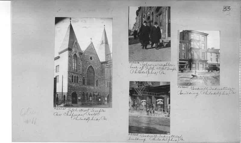 Mission Photograph Album - Cities #11 page 0033
