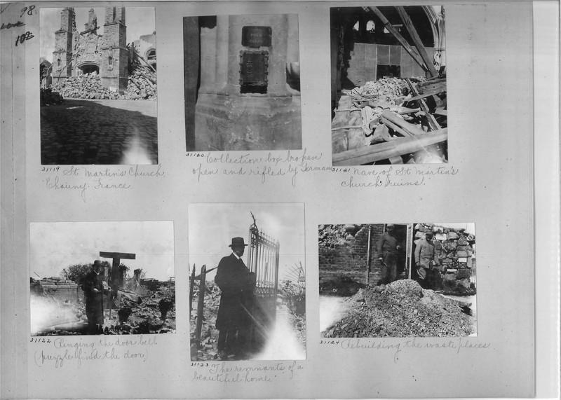 Mission Photograph Album - Europe #01 Page 0098