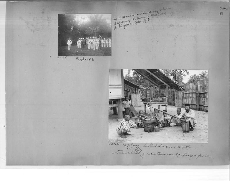 Mission Photograph Album - Malaysia #2 page 0033