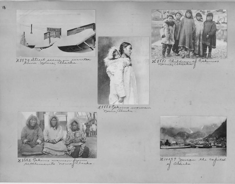 Mission Photograph Album - Alaska #1 page 0018