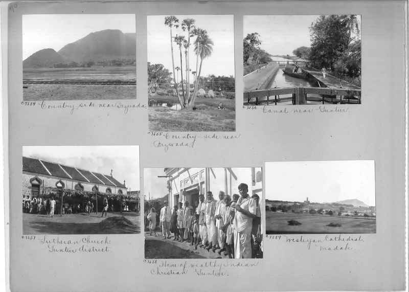 Mission Photograph Album - India #13 Page 0070