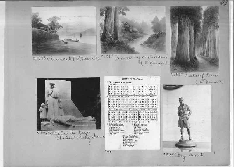 Mission Photograph Album - Miscellaneous #02 Page 0197