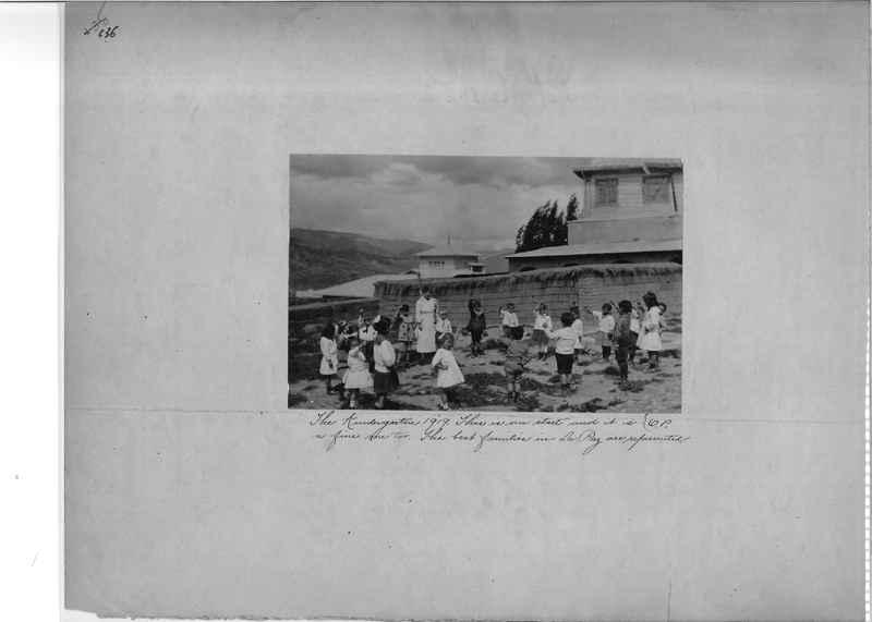 Mission Photograph Album - South America O.P. #1 page 0136