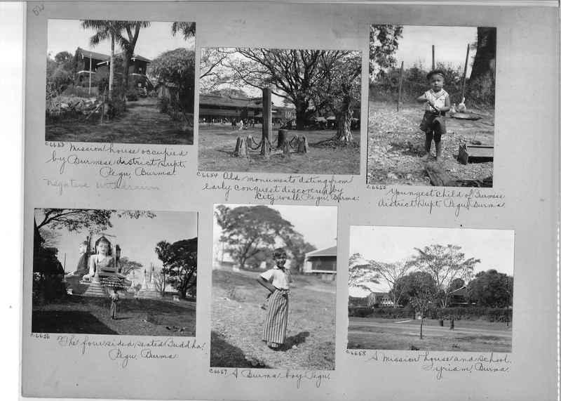 Mission Photograph Album - Burma #2 page 0052