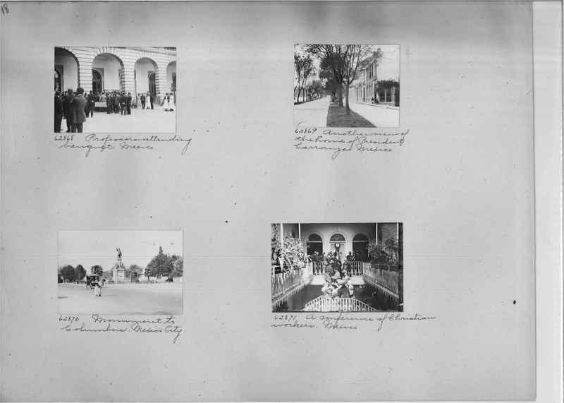 Mission Photograph Album - Mexico #04 page 0018